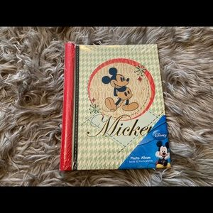Mickey Mouse photo album brand new